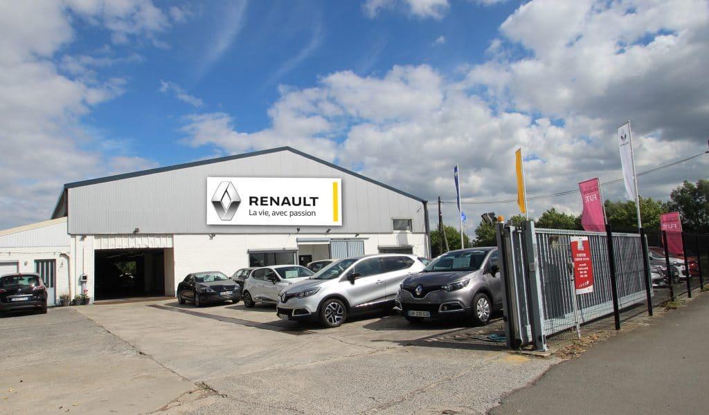 Garage FJ Motors à Wambrechies - mécanique, vente, réparation toutes marques