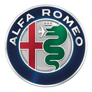 Logo Alfa Romeo - vente véhicules neufs et occasions dans votre garage FJ Motors de Wambrechies