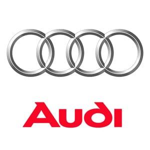 Logo Audi - vente véhicules neufs et occasions dans votre garage FJ Motors de Wambrechies