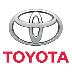Logo Toyota - vente véhicules neufs et occasions dans votre garage FJ Motors de Wambrechies