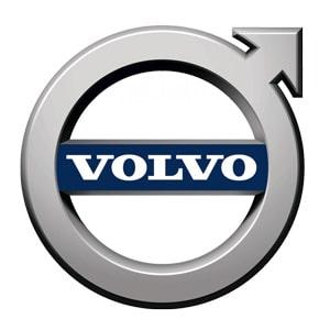 Logo Volvo - vente véhicules neufs et occasions dans votre garage FJ Motors de Wambrechies